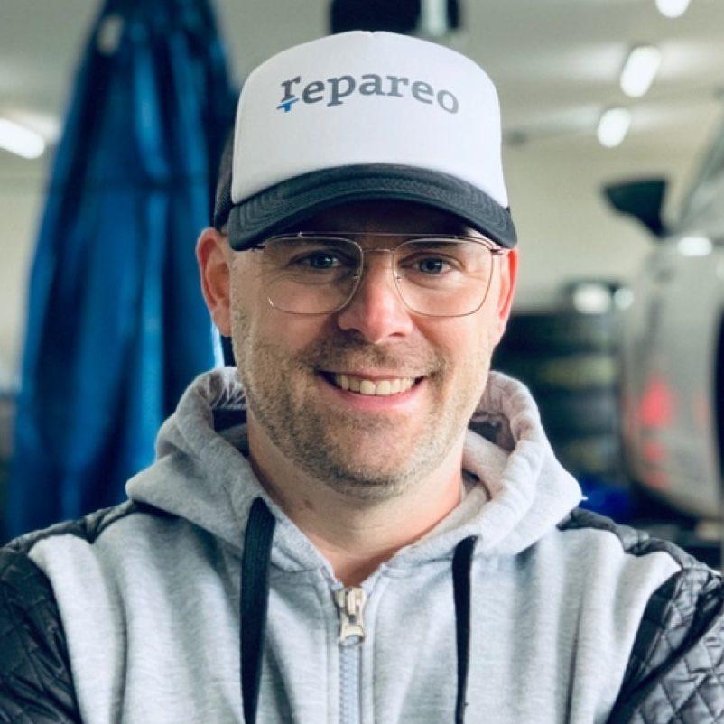 Moritz Breiding -  Gründer und Geschäftsführer repareo