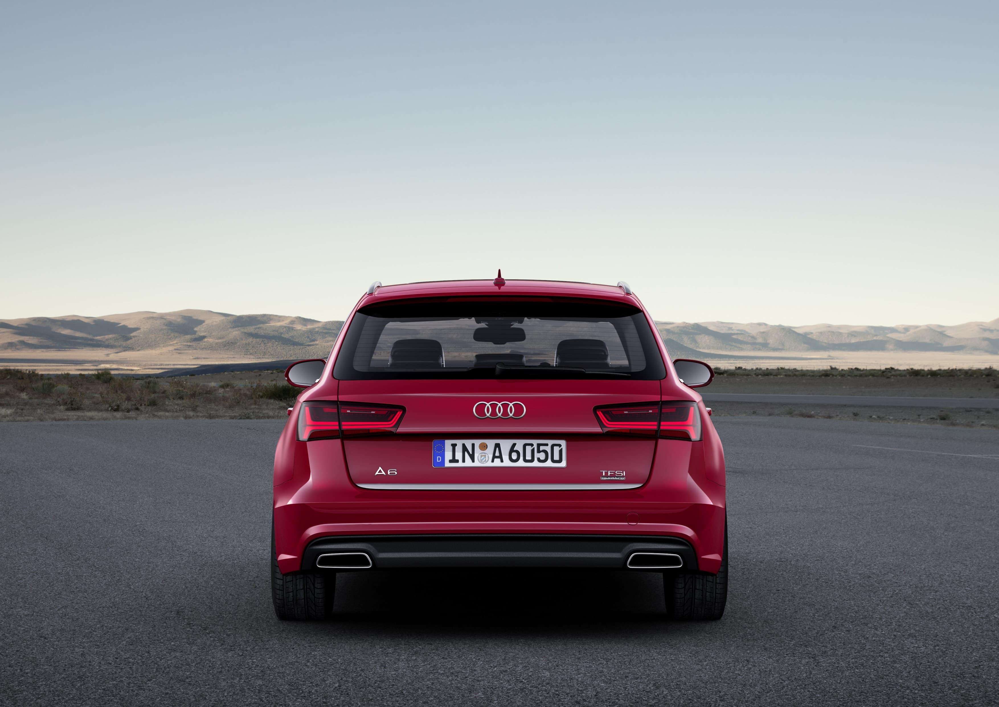 Inspektion bei einem Audi A6 C7
