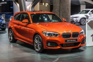 BMW 1 (F20), BMW (F21)