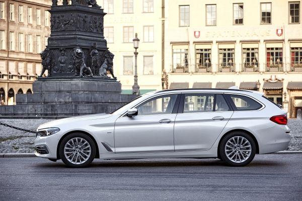 Inspektion beim 5er BMW Typ G31