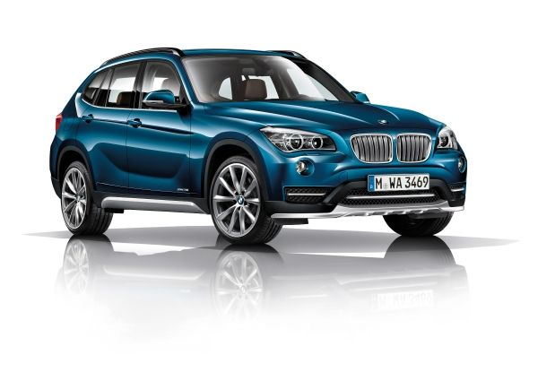 Inspektion bei einem BMW der Baureihe X1 vom Typ E84 von 2013