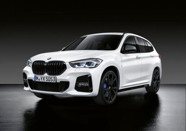 Inspektion bei einem BMW der Baureihe X1 vom Typ F48