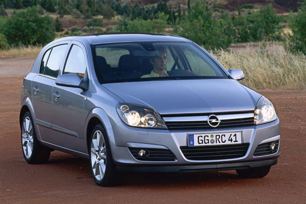 Opel Astra H Stufenheck (A04), Opel Astra H (L48), Opel Astra H Twin Top (A04), Opel Astra H Kasten (L70), Opel Astra H GTC (A04), Opel Astra H Caravan (L35)