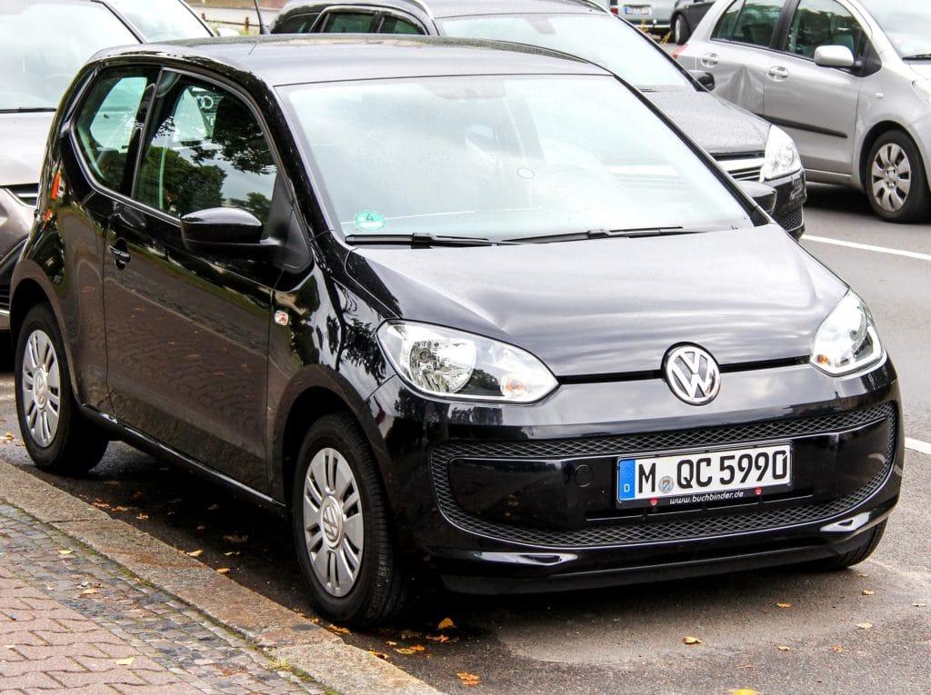 VW up (121, 122, BL1, BL2) bis Modelljahr 2013