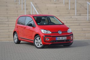 VW up (121, 122, BL1, BL2) ab Modelljahr 2014