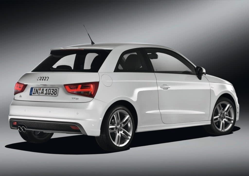 Audi A1/A1 Sportback (8XA/8X1), Audi S1 (8XA/8X1)