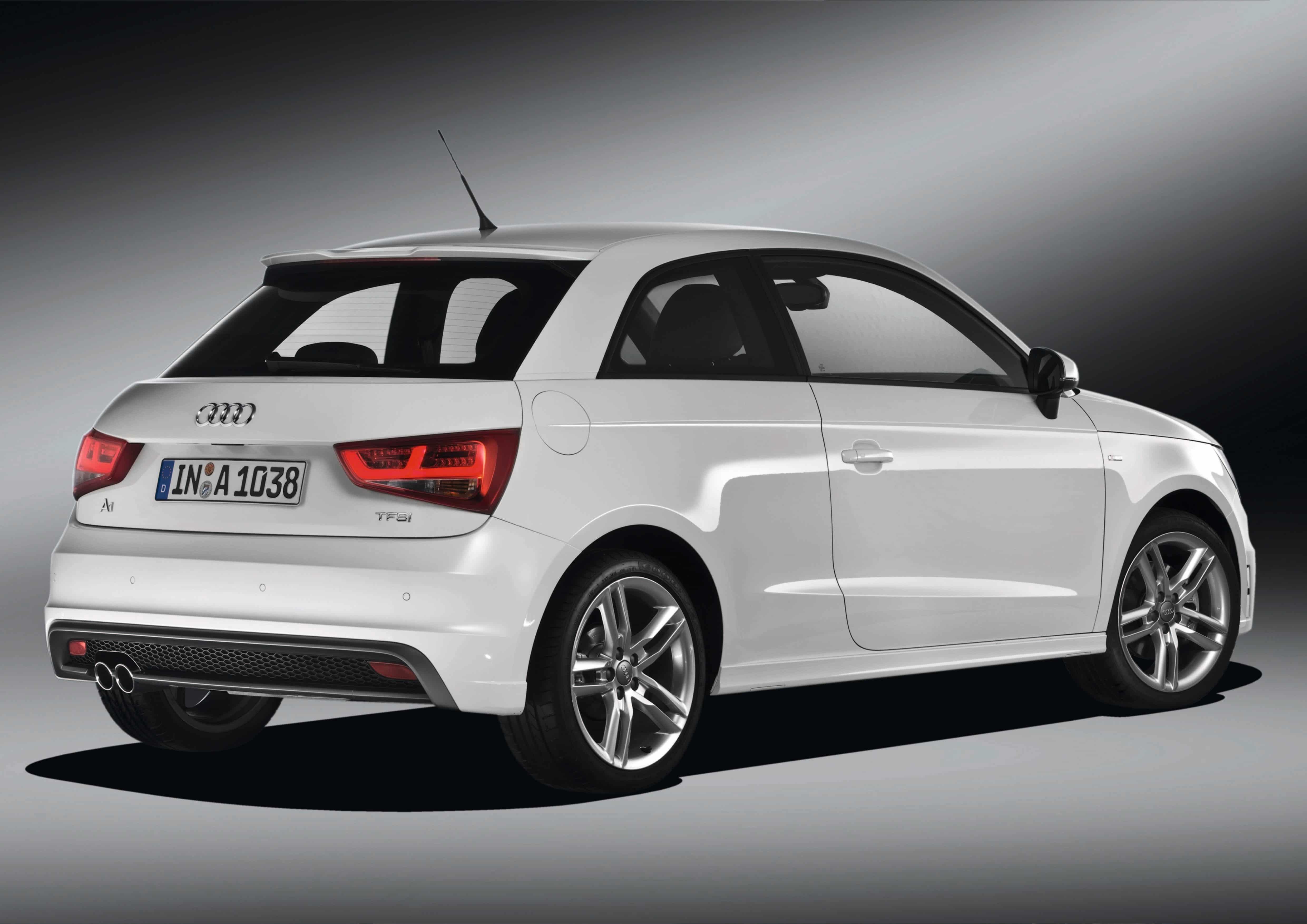 Inspektion bei einem Audi A1 Typ 8XA