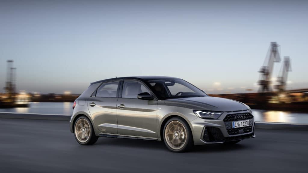 Audi A1/A1 Sportback (GBA), Audi A1 citycarver (GBH)