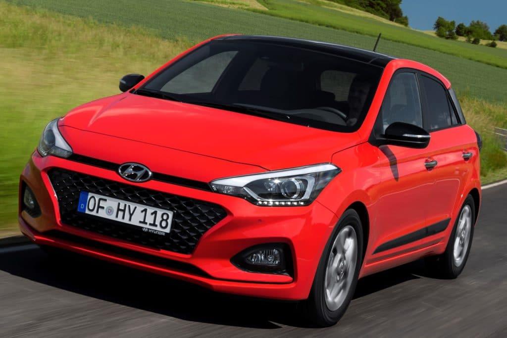 Hyundai i20 (GB, IB)
