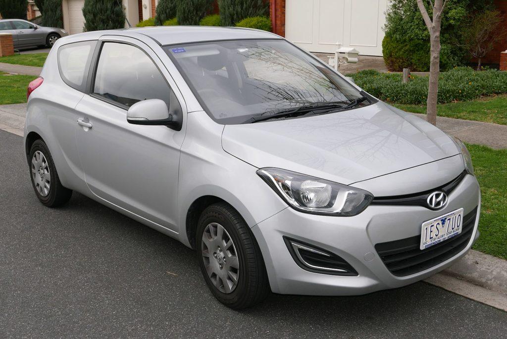 Hyundai i20 (PB)