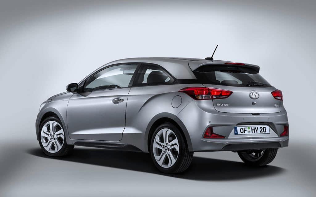 Hyundai i20 Coupe (GB)