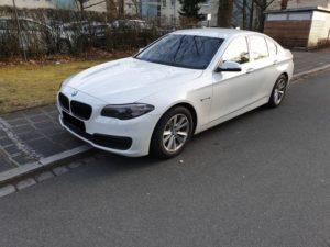 BMW 5er Restwert Wertverlust-Tabelle