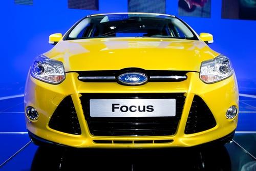 Ford Focus von vorne