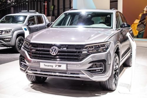 VW Touareg Wertverlust Restwert