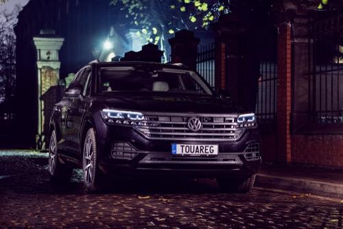 VW Touareg absoluter oder relativer Restwert?