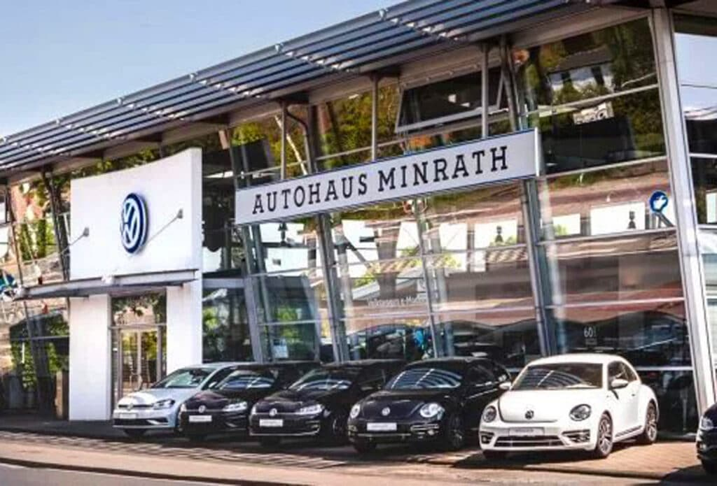 VW Werkstatt Duisburg