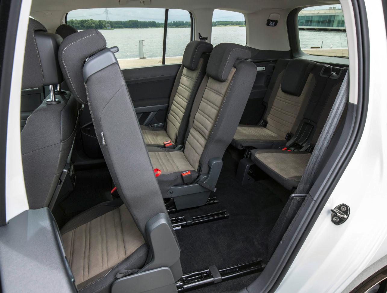 Jetzt Hat Vw Neu Entwickelte Generation Des Familientauglichen Mpv Multi Purpose Vehicle Als 5 Oder 7 Sitzer Auf Beine Gestellt Und