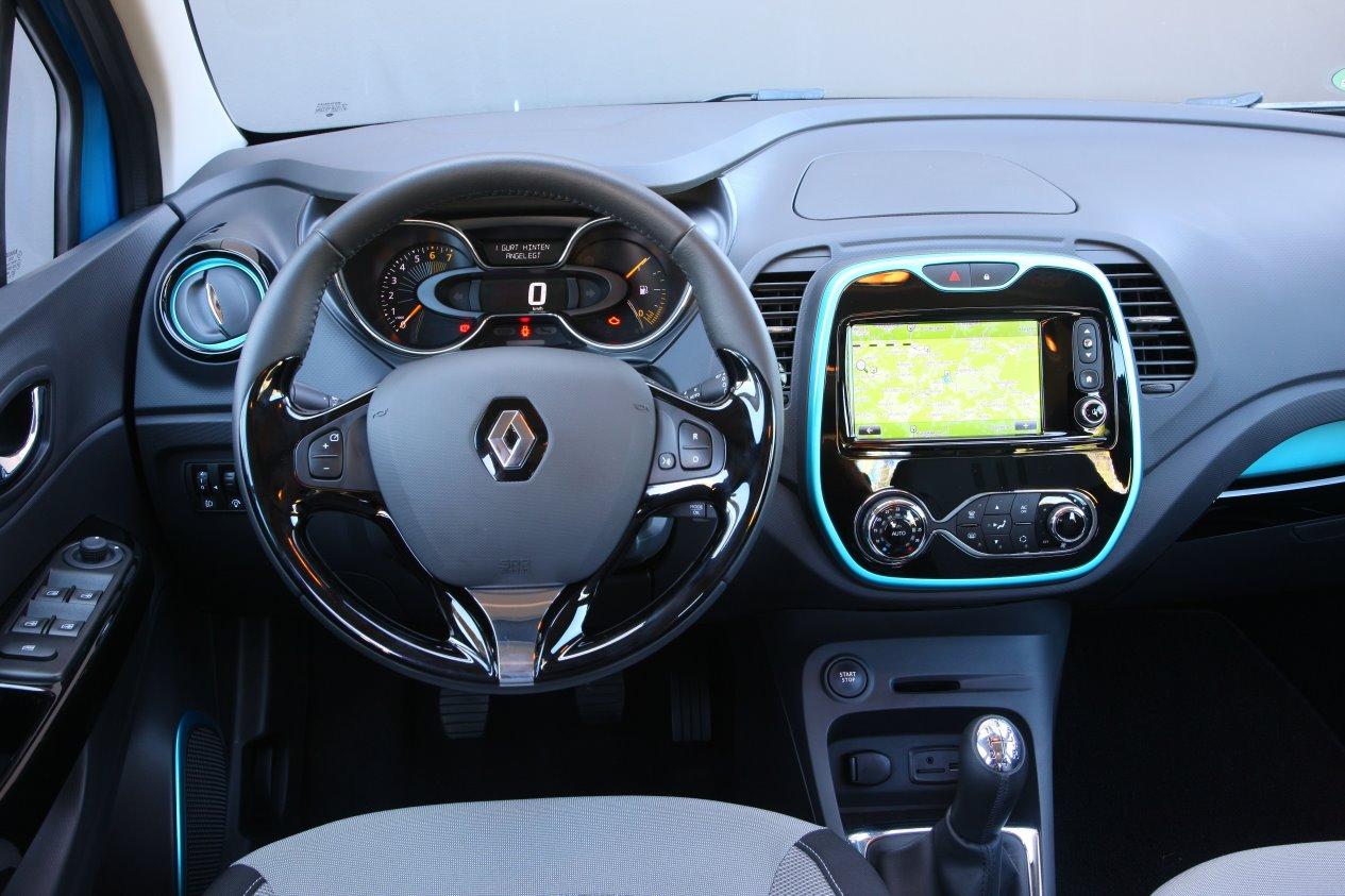 Renault Captur 2016 Werkstattportal Magazin