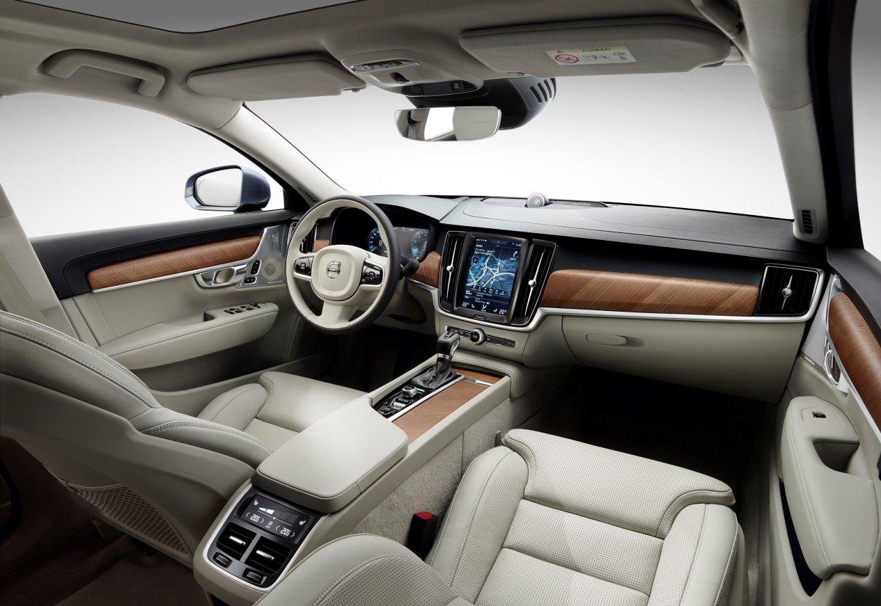 S90, der Volvo für die Oberklasse - Werkstattportal Magazin
