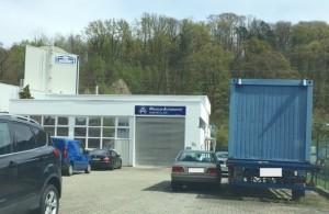 Die Werkstatt von Miessler Automotive