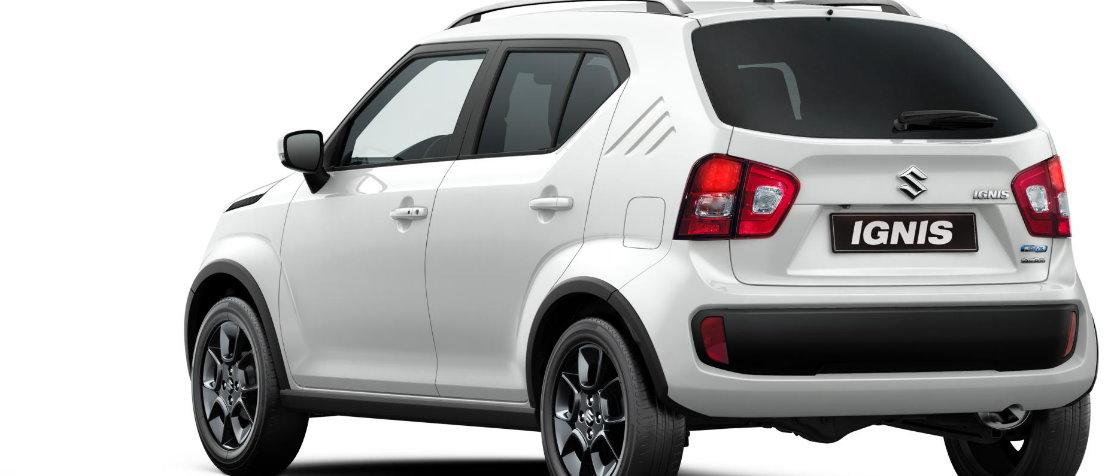 Suzuki Ignis Auf Dem Weg Zum Neustart 2017