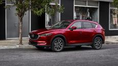 Mazda CX-5 2017: Neues Design und Allradtechnik